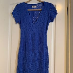 Nightcap scalloped dress